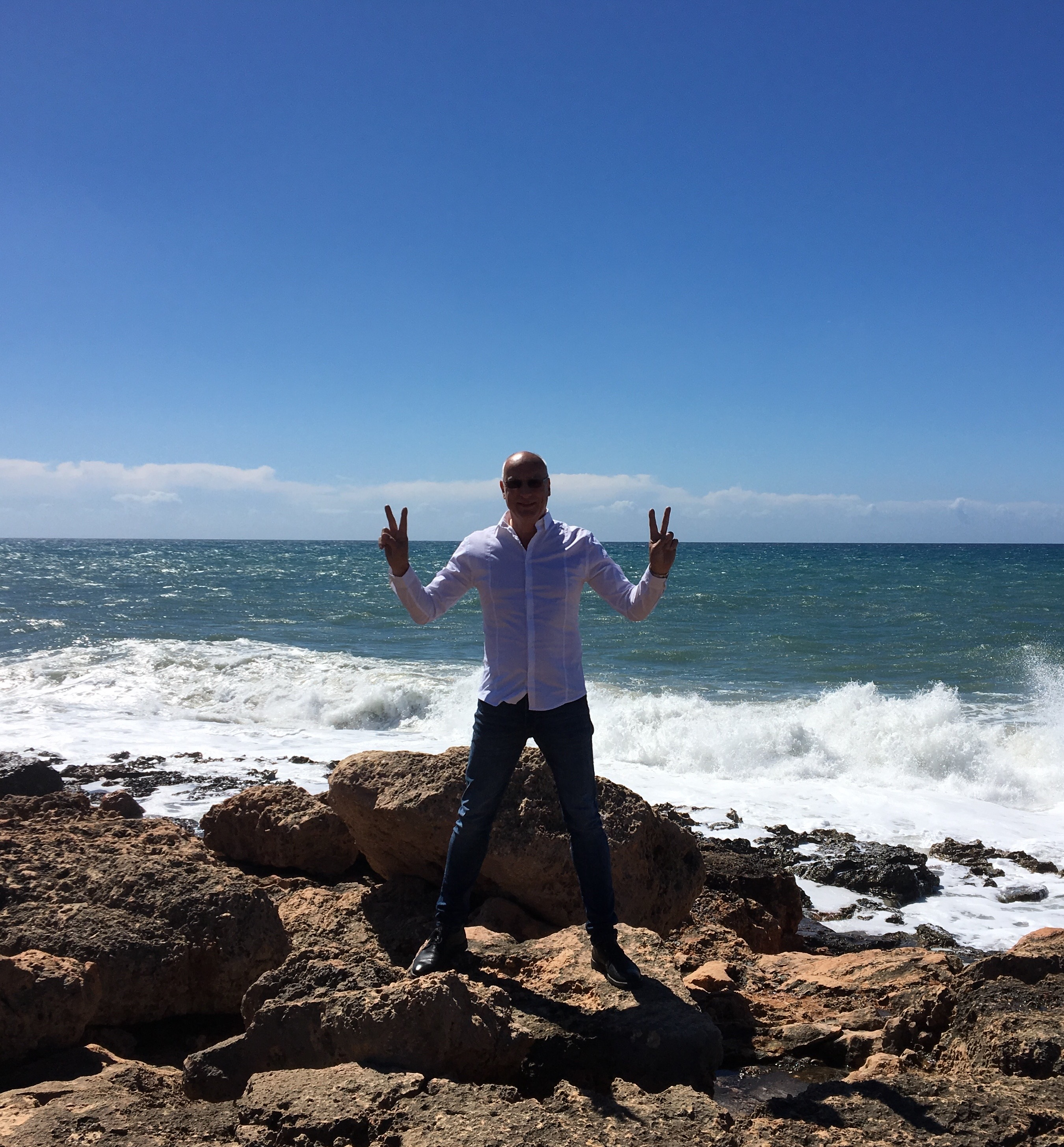 Zeit geniessen am Mittelmeer