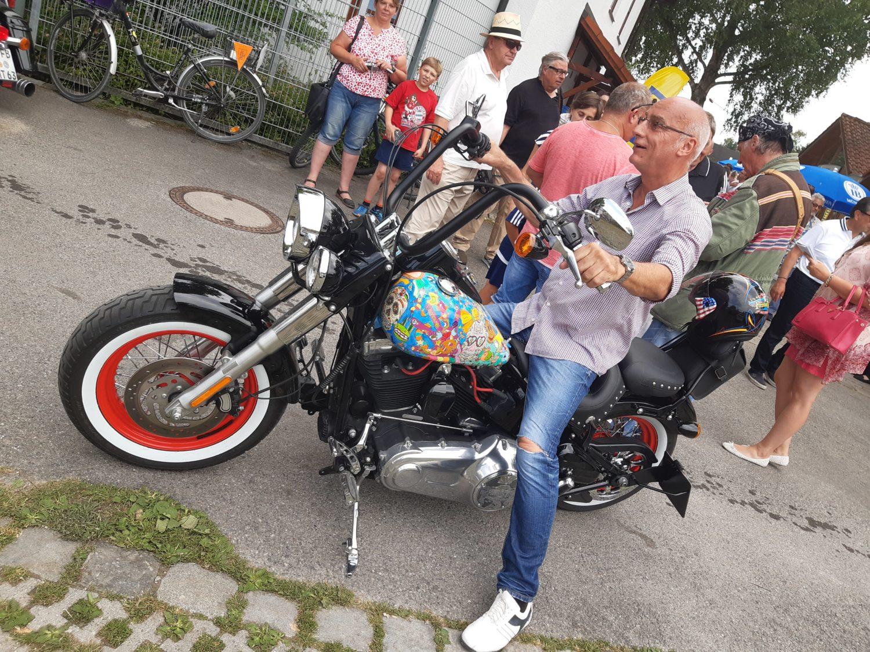 Harley von Wolfgang Fierek
